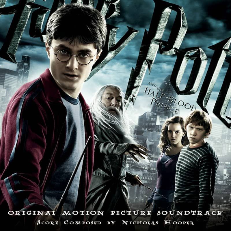 Harry Potter and the Half Blood Prince Audiobook