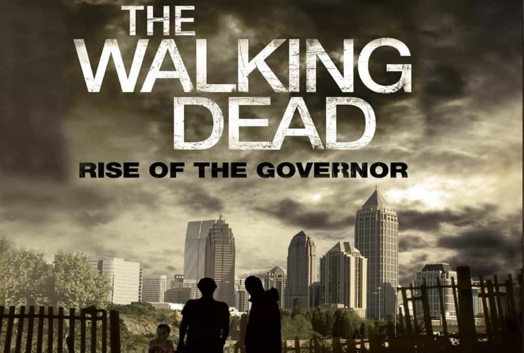 The Walking Dead: Rise of the Governor Audiobook FULL FREE