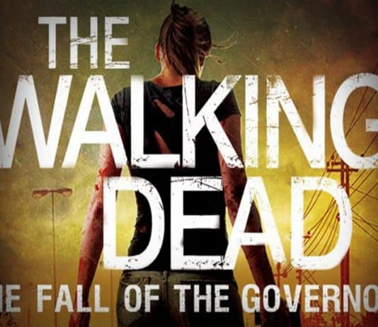 the walking dead audiobook - the fall of govenor
