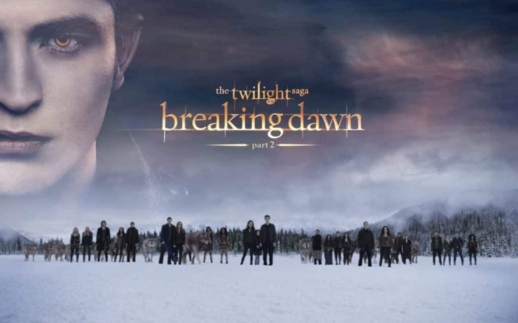 Twilight Saga: Breaking Dawn Audiobook Full Free