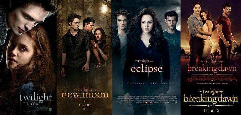 Listen and download Twilight Saga Audiobook series by Stephenie Meyer
