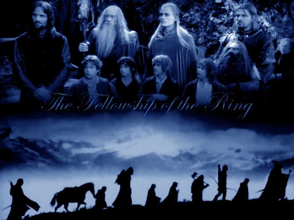 The Lord of the Rings: The Fellowship of the Ring Audiobook Online Streaming