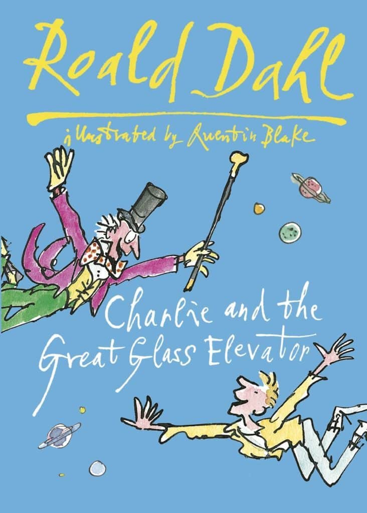 Charlie and the Great Glass Elevator Audiobook Full Free
