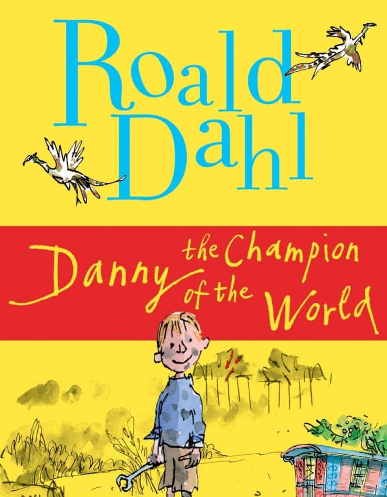 Danny, the Champion of the World audiobook free download