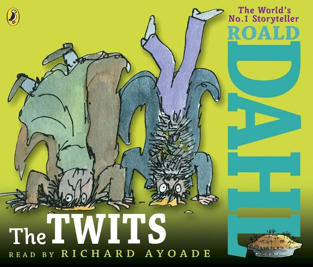 The Twits Audiobook by Roald Dahl