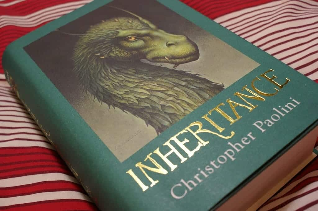 Inheritance Audiobook by Christopher Paolini