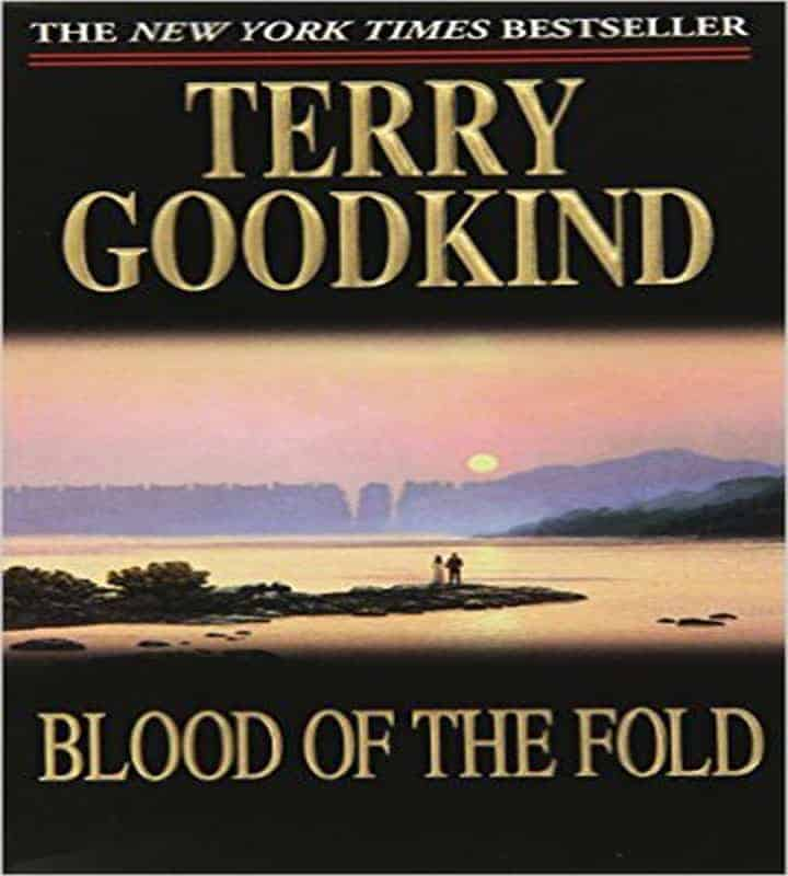 Blood Of The Fold Audiobook - The Sword of Truth Book 3
