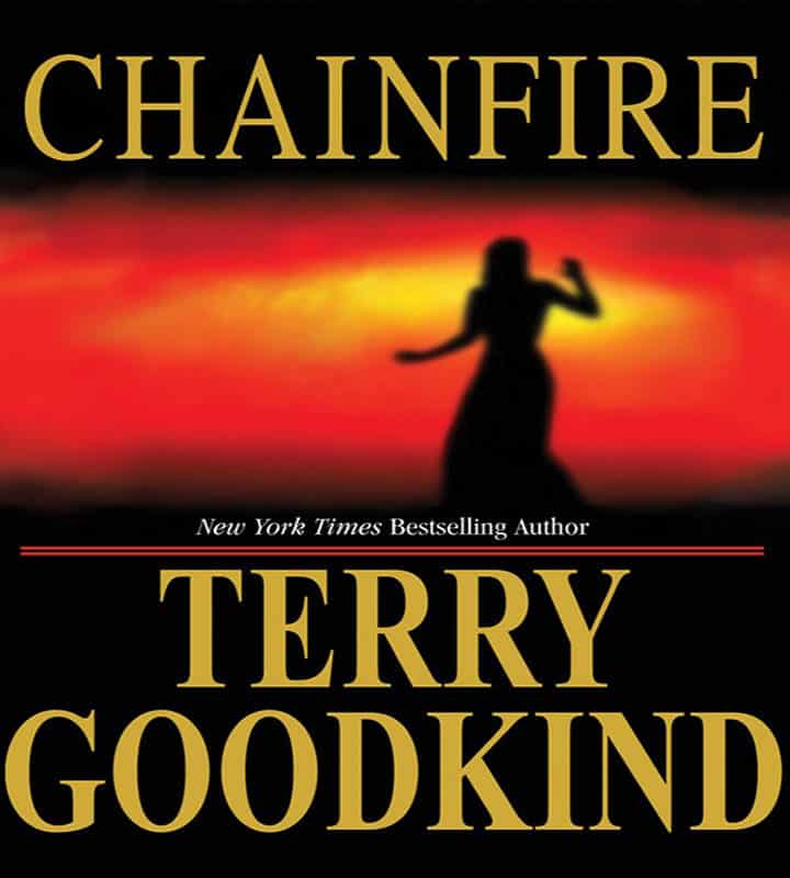 Chainfire Audiobook by Terry Goodkind - The Sword of Truth Book 9