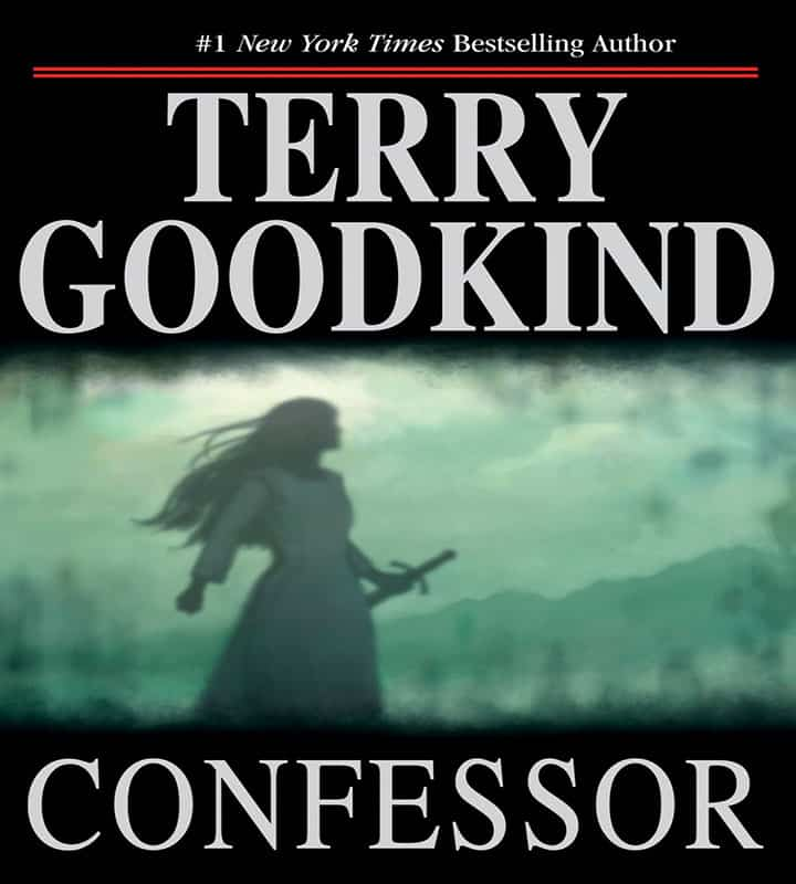 Confessor Audiobook by Terry Goodkind - The Sword of Truth Book 10