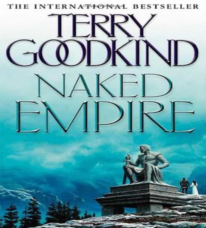 Naked Empire Audiobook - The Sword of Truth Book 8