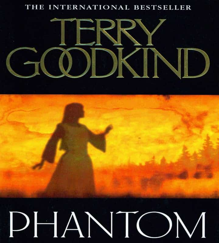 Phantom Audiobook by Terry Goodkind - The Sword of Truth Book 10
