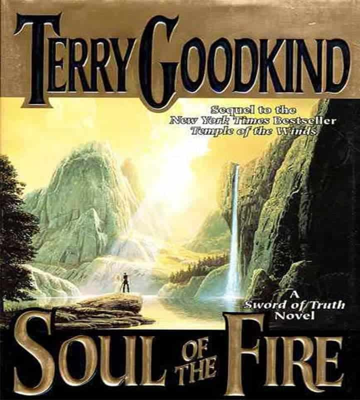 Soul Of Fire Audiobook - The Sword of Truth Book 5