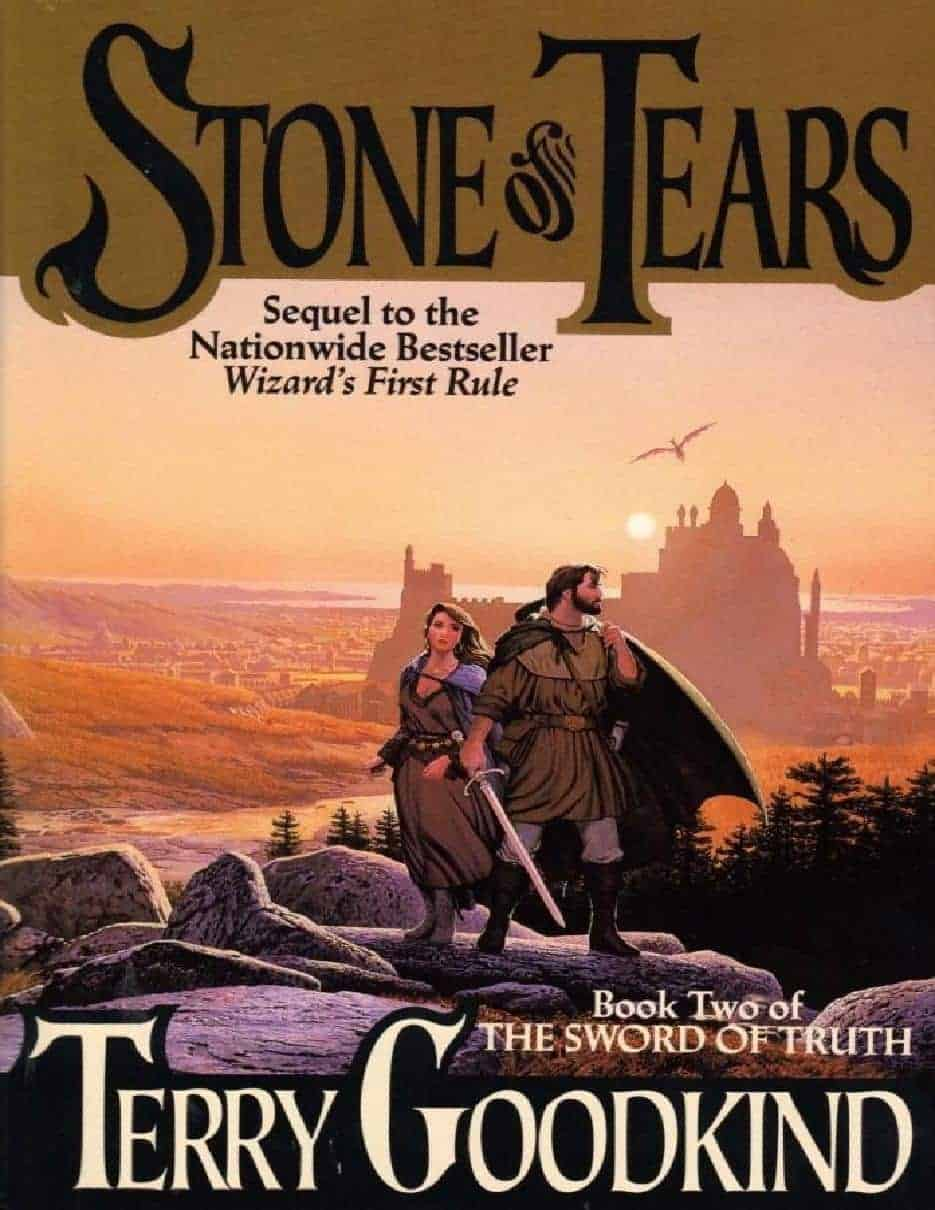 Stone Of Tears Audiobook - The Sword of Truth book 2