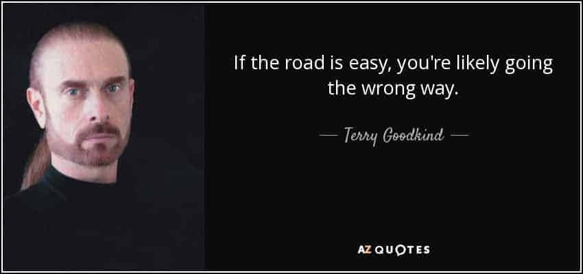 Terry Goodkind - Author of Sword Of Truth Audiobook