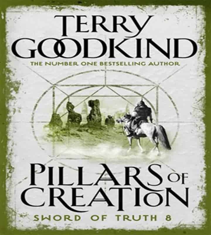 The Pillars Of Creation Audiobook - The Sword of Truth Book 7