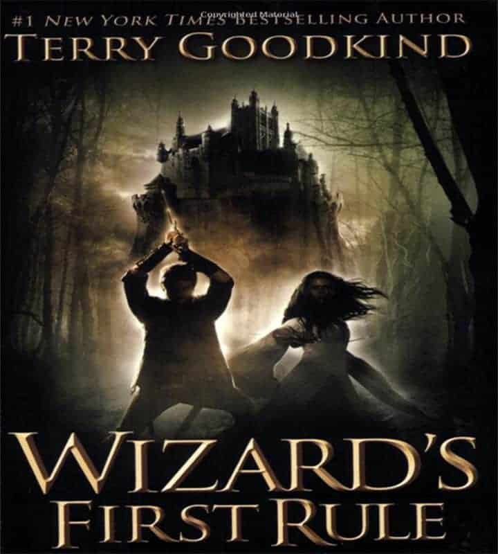 Wizard's First Rule Audiobook by Terry Goodkind