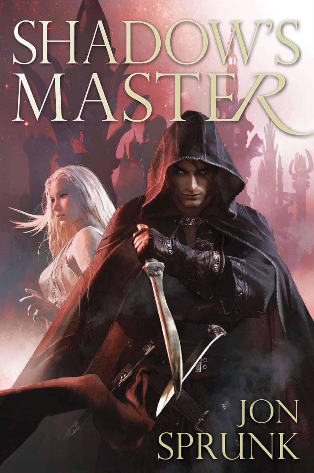 Shadow's Master Audiobook by Jon Sprunk
