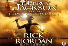 Percy Jackson Audiobook 5 - The Last Olympian Audiobook Free