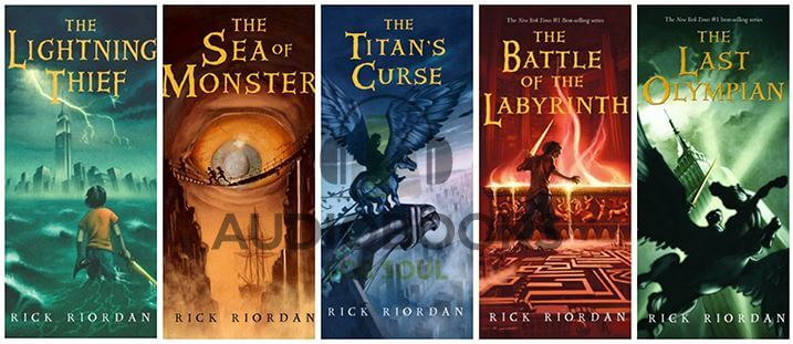 Percy Jackson and the Olympians Audiobook Free