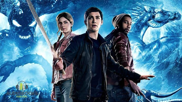 The Sea of Monsters Audiobook Free - Percy Jackson Book 2