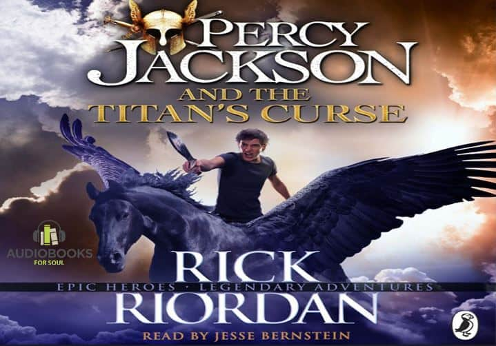 The Titan's Curse Audiobook Free - Percy Jackson Audiobook 3