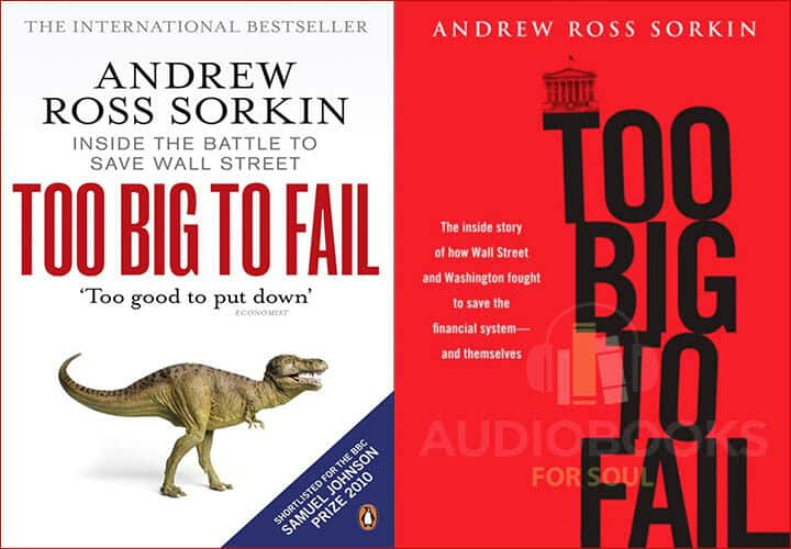 Too Big to Fail - Inside the Battle to Save Wall Street Audiobook Free