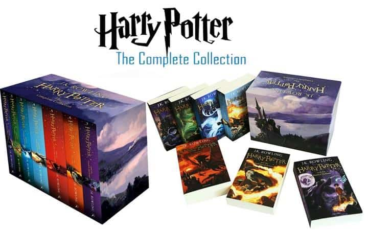 Harry Potter Audiobook free - Full collection