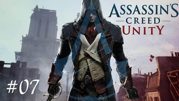 Listen and download Assassin's Creed 07 - Unity Audiobook