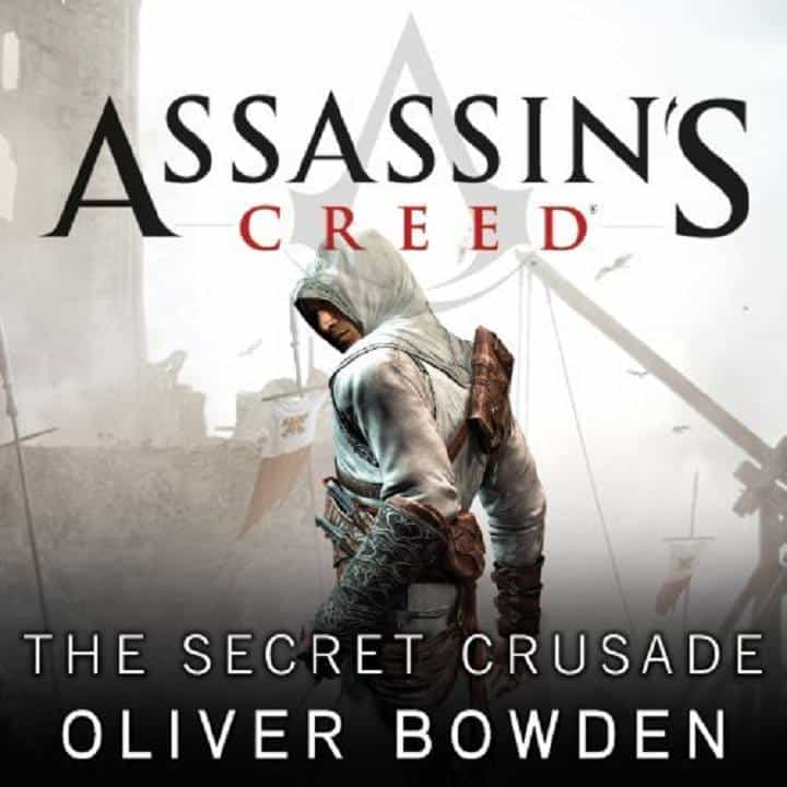 Listen and download Assassin's Creed Audiobook 03 - The Secret Crusade Audiobook