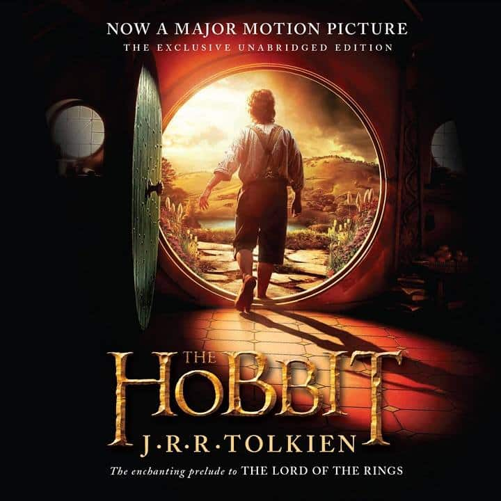 Listen and download LotRs - The Hobbit audiobook download by J.R.R. Tolkien