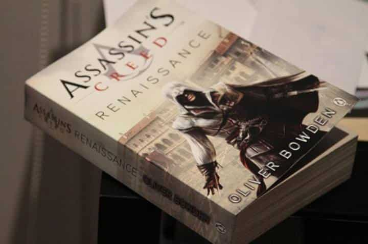 assassins creed books free download