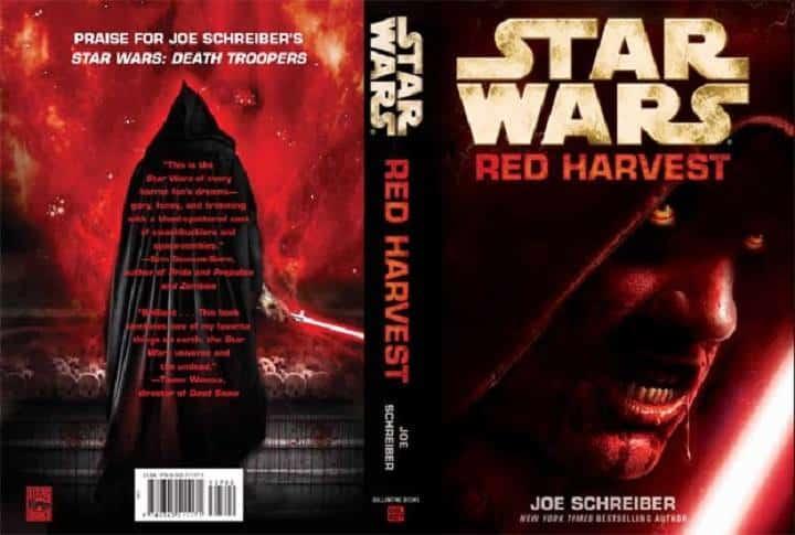 Listen & download Star Wars Legends - Red Harvest Audiobook FREE