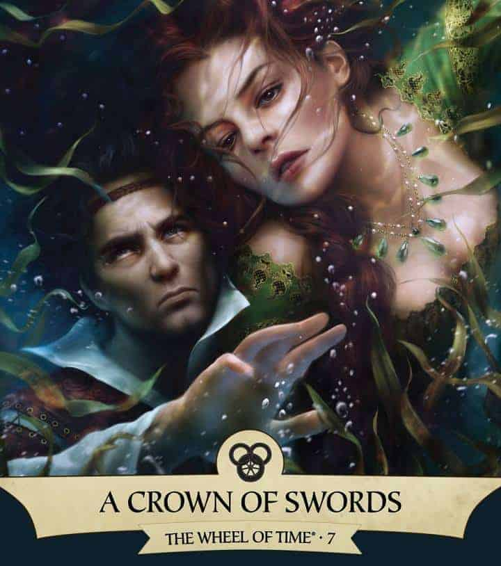 Listen and download A Crown of Swords Audiobook free - Wheel of time 7
