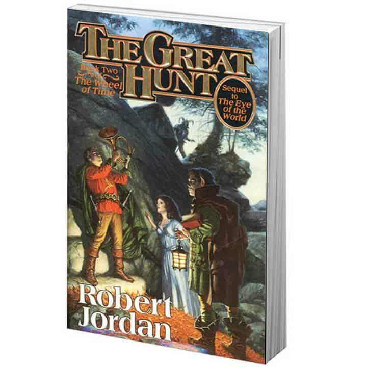 Listen and download The Great Hunt Audiobook Free - Wheel of Time book 2