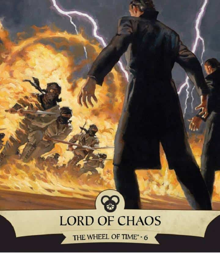 Listen and download free Lord of Chaos Audiobook Free - Wheel of Time book 6