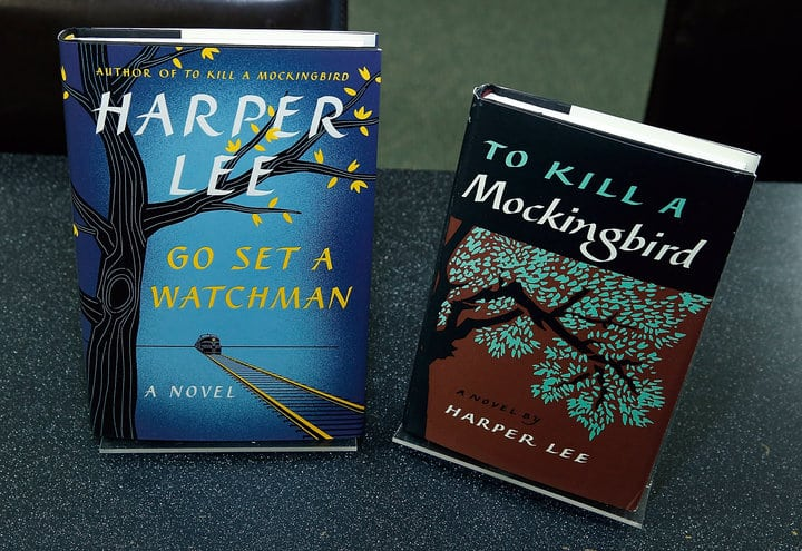 To Kill a Mockingbird & Go Set A Watchman by Harper Lee