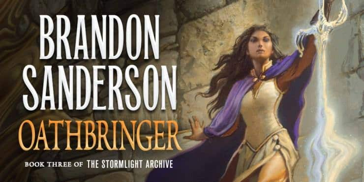 Stormlight Archive - Oathbringer Audiobook free