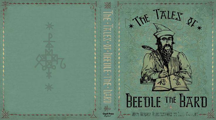 Tales of Beedle the Bard Audiobook