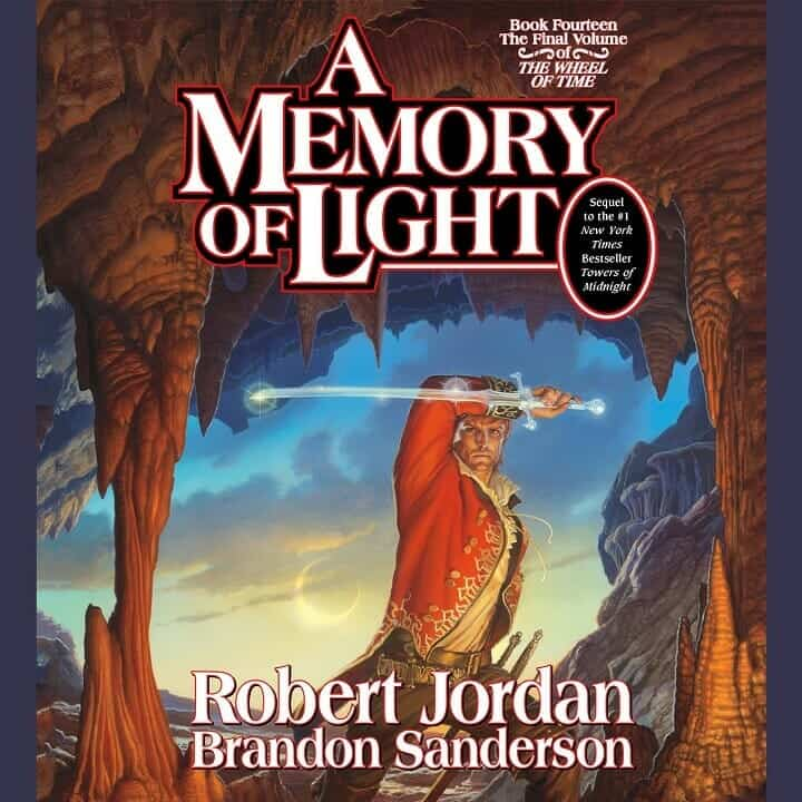 A Memory of Light Audiobook FULL FREE DOWNLOAD-The Wheel of Time 14