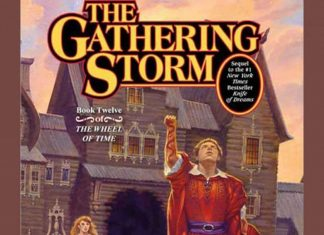 The Gathering Storm Audiobook FULL FREE DOWNLOAD-The Wheel of Time 12