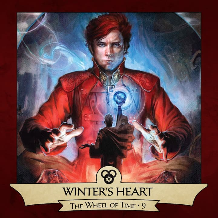 Winter's Heart Audiobook - The Wheel of Time 9