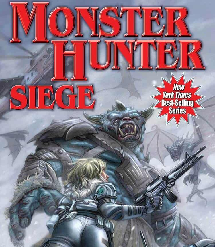 Listen and download Hunter Siege Audiobook free
