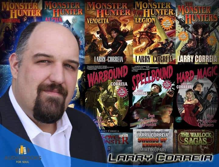Monster Hunter Audiobook free by Larry Correia