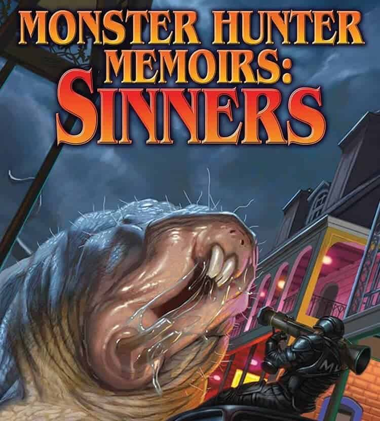 Monster Hunter Memoirs Sinners Audiobook Free