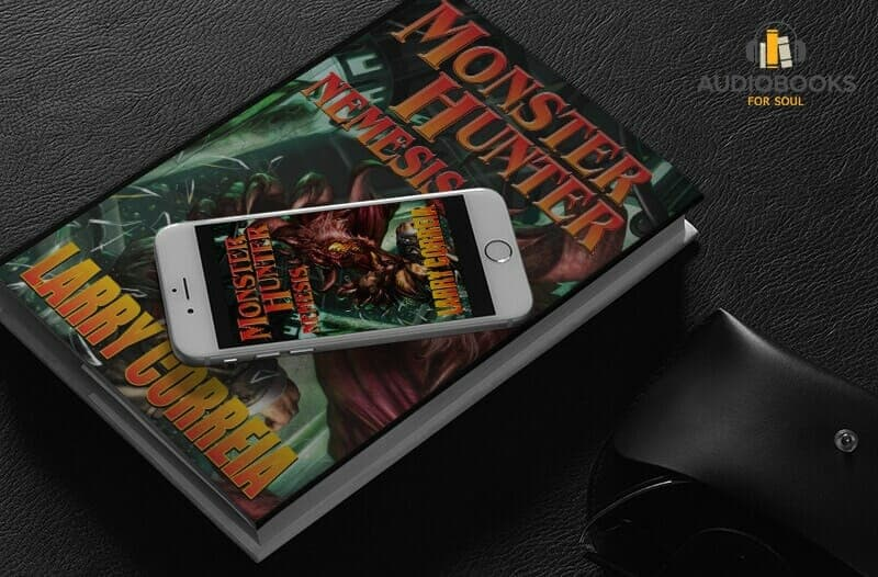 Monster Hunter Nemesis Audiobook Free - MH 5