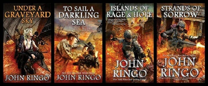 Black Tide Rising Series Audiobook by John Ringo