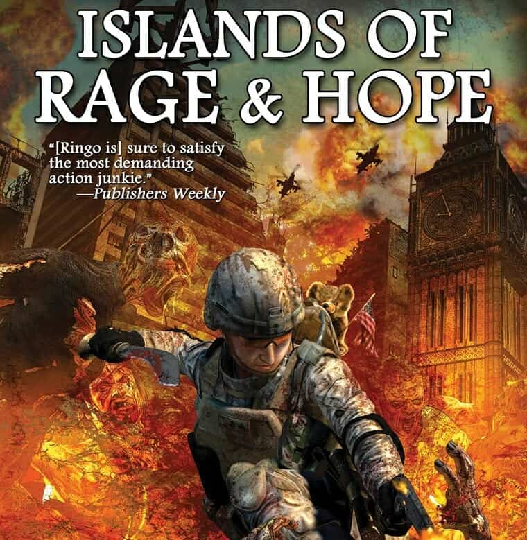 Islands of Rage & Hope Audiobook from John Ringo