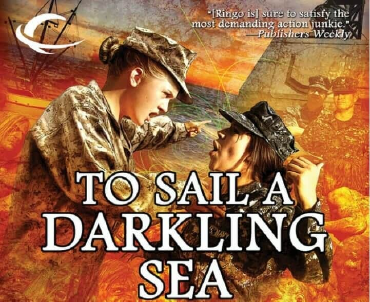To Sail a Darkling Sea Audiobook by John Ringo