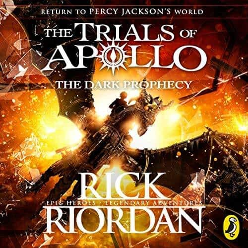 The Dark Prophecy Audiobook free download by Rick Riordan