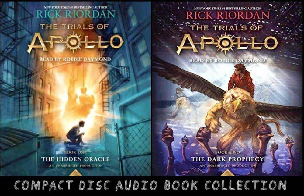 The Trials of Apollo Audiobook free